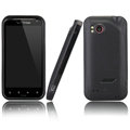 Nillkin Super Matte Rainbow Cases Skin Covers for HTC Vigor Rezound ADR6425 - Black