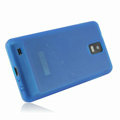 Nillkin Super Matte Rainbow Cases Skin Covers for Samsung i997 infuse 4G - Blue