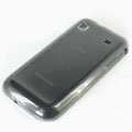 Nillkin Transparent Matte Soft Cases Covers for Samsung i9000 Galaxy S i9001 - Black