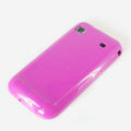 Nillkin Transparent Matte Soft Cases Covers for Samsung i9000 Galaxy S i9001 - Pink