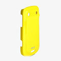 ROCK Colorful Glossy Cases Skin Covers for BlackBerry 9900 - Yellow