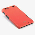 ROCK Colorful Glossy Cases Skin Covers for Motorola XT910 RAZR - Red