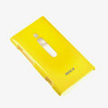 ROCK Colorful Glossy Cases Skin Covers for Nokia Lumia 800 800c - Yellow