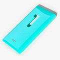 ROCK Colorful Glossy Cases Skin Covers for Nokia Lumia 900 Hydra - Blue