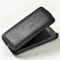 ROCK Flip leather Cases Holster Skin for Samsung i9103 Galaxy R - Black