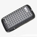 ROCK Magic cube TPU soft Cases Covers for Motorola ME865 - Black