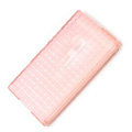 ROCK Magic cube TPU soft Cases Covers for Nokia Lumia 900 Hydra - Pink
