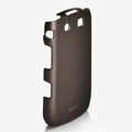 ROCK Naked Shell Hard Cases Covers for BlackBerry 9800 - Coffee