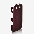 ROCK Naked Shell Hard Cases Covers for BlackBerry 9800 - Red
