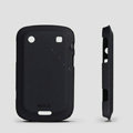 ROCK Naked Shell Hard Cases Covers for BlackBerry 9900 - Black