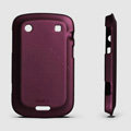 ROCK Naked Shell Hard Cases Covers for BlackBerry 9900 - Red