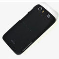 ROCK Naked Shell Hard Cases Covers for Motorola MT917 - Black