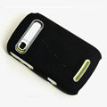 ROCK Naked Shell Hard Cases Covers for Motorola XT319 - Black