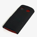 ROCK Naked Shell Hard Cases Covers for Nokia 500 - Black