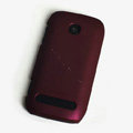 ROCK Naked Shell Hard Cases Covers for Nokia 603 - Red