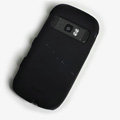 ROCK Naked Shell Hard Cases Covers for Nokia 701 - Black