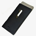 ROCK Naked Shell Hard Cases Covers for Nokia Lumia 900 Hydra - Black