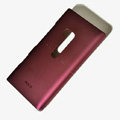 ROCK Naked Shell Hard Cases Covers for Nokia Lumia 900 Hydra - Red