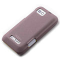 ROCK Quicksand Hard Cases Skin Covers for Motorola XT535 - Purple