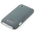 ROCK Quicksand Hard Cases Skin Covers for Motorola XT550 - Gray