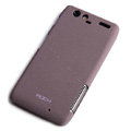 ROCK Quicksand Hard Cases Skin Covers for Motorola XT910 RAZR - Purple