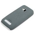 ROCK Quicksand Hard Cases Skin Covers for Nokia Lumia 610 - Gray