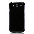 Nillkin Bright Side Hard Cases Skin Covers for Samsung I9300 Galaxy SIII S3 - Black