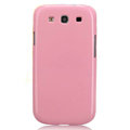 Nillkin Bright Side Hard Cases Skin Covers for Samsung I9300 Galaxy SIII S3 - Pink
