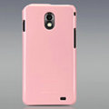 Nillkin Colorful Hard Cases Skin Covers for Samsung E120L GALAXY S2 SII HD LTE - Pink