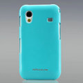 Nillkin Colorful Hard Cases Skin Covers for Samsung Galaxy Ace S5830 i579 - Blue