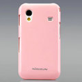 Nillkin Colorful Hard Cases Skin Covers for Samsung Galaxy Ace S5830 i579 - Pink