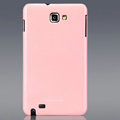 Nillkin Colorful Hard Cases Skin Covers for Samsung Galaxy Note i9220 N7000 i717 - Pink