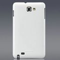 Nillkin Colorful Hard Cases Skin Covers for Samsung Galaxy Note i9220 N7000 i717 - White