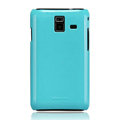 Nillkin Colorful Hard Cases Skin Covers for Samsung S7250 Wave M - Blue