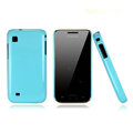 Nillkin Colorful Hard Cases Skin Covers for Samsung i809 - Blue