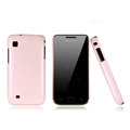 Nillkin Colorful Hard Cases Skin Covers for Samsung i809 - Pink