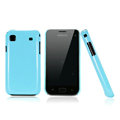 Nillkin Colorful Hard Cases Skin Covers for Samsung i9008L - Blue
