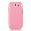 Nillkin Colorful Hard Cases Skin Covers for Samsung i939 Galaxy SIII S3 - Pink