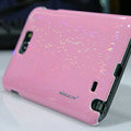 Nillkin Dynamic Color Hard Cases Skin Covers for Samsung Galaxy Note i9220 N7000 i717 - Pink