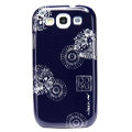 Nillkin Platinum Elegant Hard Cases Skin Covers for Samsung Galaxy SIII S3 I9300 I9308 - Sijunzi