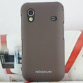 Nillkin Super Hard Cases Skin Covers for Samsung Galaxy Ace S5830 i579 - Brown