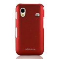 Nillkin Super Hard Cases Skin Covers for Samsung Galaxy Ace S5830 i579 - Red