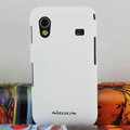 Nillkin Super Hard Cases Skin Covers for Samsung Galaxy Ace S5830 i579 - White
