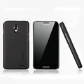 Nillkin Super Matte Hard Cases Skin Covers for Samsung E120L GALAXY S2 SII HD LTE - Black