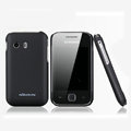 Nillkin Super Matte Hard Cases Skin Covers for Samsung S5360 Galaxy Y I509 - Black