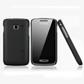 Nillkin Super Matte Hard Cases Skin Covers for Samsung S5380 Wave Y - Black