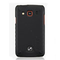 Nillkin Super Matte Hard Cases Skin Covers for Samsung S5690 Galaxy Xcover - Black