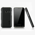 Nillkin Super Matte Hard Cases Skin Covers for Samsung S5820 - Black