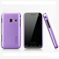Nillkin Super Matte Hard Cases Skin Covers for Samsung S5820 - Purple