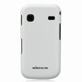 Nillkin Super Matte Hard Cases Skin Covers for Samsung i569 S5660 Galaxy Gio - White